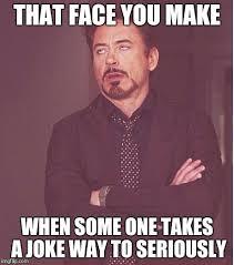 Iron Man Meme - iron man eye roll meme generator imgflip