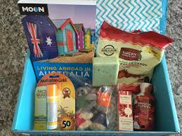 escape monthly march australia box review little fat notebook