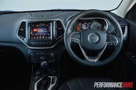 jeep cherokee xj dashboard 2015 jeep cherokee limited diesel review video performancedrive