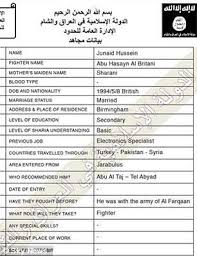 Meme Name List - awesome list of meme names isis staff list is leaked daily mail