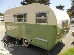 aljo travel trailer floor plans 1956 aljoa sportsman vintage camper google search vintage