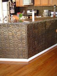 copper backsplash tiles kitchen surfaces pinterest 41 best kitchen island bar wall ideas images on pinterest