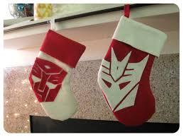 Homemade Christmas Stockings by Diy Friday Geeky Christmas Stocking Set To Stunning