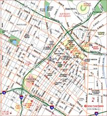 map of downtown los angeles road map of los angeles downtown los angeles california