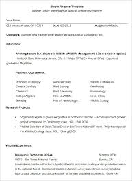 Free General Resume Templates Job Resume Template Free This Examples Occupational Therapy