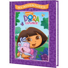 adventures with the explorer personalized book