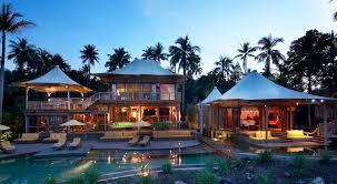 hotel soneva kiri thailand thedesignair