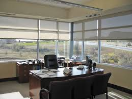modern concept commercial window shades with classroom curtains