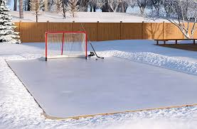 How To Make An Ice Rink In Your Backyard Ice Rink Outdoor Ice Rink Liners Tarps Polytarp Products