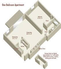 bedroom expansive 1 bedroom apartments floor plan dark hardwood