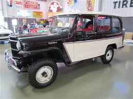 jeep station wagon 2016 classic willys jeep for sale on classiccars com