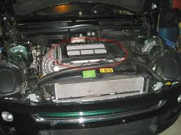 renault clio v6 engine bay file top mount intercooler jpg wikimedia commons