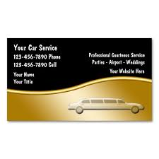 Car Name Card Design 2018 Best Limo Taxi Business Cards Images On Pinterest Limo