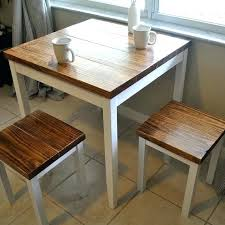 2 Seat Dining Table Sets Miraculous Compact Table And Chairs Best Small Dining Set Ideas On