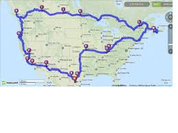 Yahoo Driving Maps Living And Boondocking In Mexico The Great North American Tour