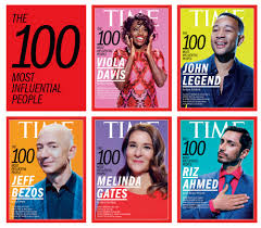 time 100 how the 2017 list of influential people was chosen
