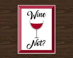 wine poster etsy