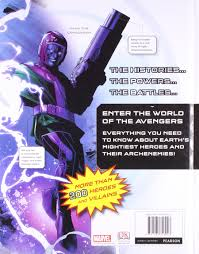marvel avengers the ultimate character guide dk amazon co uk