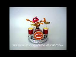 2010 animal the muppet show hallmark ornament