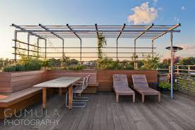 residential roof deck architectural photography u2013 providence ri
