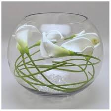 fish bowl centerpieces destination events large fish bowl centerpiece destination events