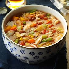thanksgiving soup recipes maryland style crab soup recipe taste of home