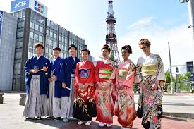 experience japanese culture with a walk around sapporo in a