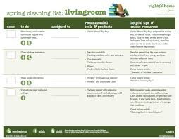 living room spring cleaning checklist easy to follow deep cleaning