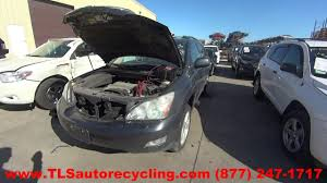 lexus rx400h used parts 2004 lexus rx330 parts for sale 1 year warranty youtube