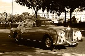 bentley old grey b old english car bentley s1 continental