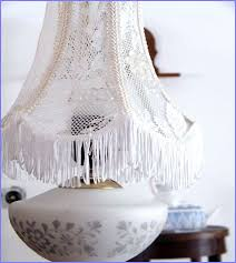 vintage shabby chic lamp shades home design ideas