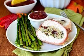 Spicy Thanksgiving Turkey Recipe Healthy Thanksgiving Turkey Recipe Round Up Food Done Light