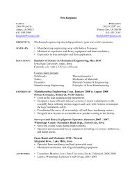 Sample Manufacturing Resume by Diesel Engine Design Engineer Sample Resume 22 3 Gregory L