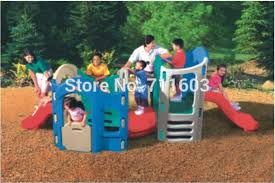 Backyard Play Structure by Plastic Play House Backyard Play System Backyard Slide Park Play