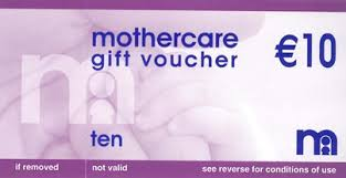 discount vouchers mothercare 10 mothercare gift voucher