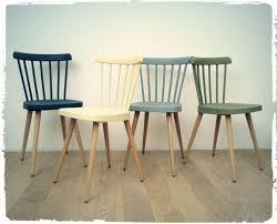 objet deco retro chaises vintage baumann