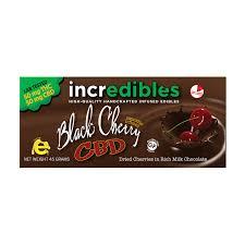 incredibles edibles incredibles black cherry 50mgcbd 50mgthc terrapin care station