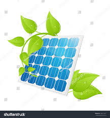 solar panels clipart solar panel isolated on white vector stock vector 106471241