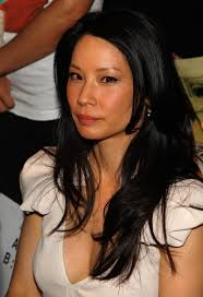 sleek and shiny styles for long hair lucy liu hair cuts and