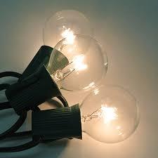 g40 bulb clear c9 e17 intermediate replacement bulbs
