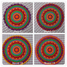 stin with danke mit mosaic atelier lucienne lucienne s summer mandala part iii teil 3