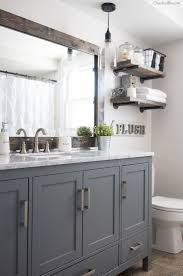 bathroom cabinets remarkable diy bathroom mirror frame ideas