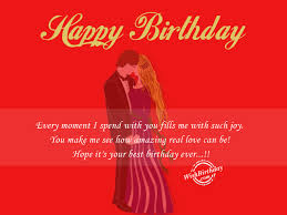 Loving Happy Birthday Quotes by Birthday Wishes For Girlfriend Birthday Images Pictures