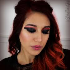 queen of hearts halloween makeup tutorial bondbeautyful