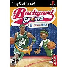Backyard Football Ps2 by Backyard Basketball 2007 Sony Playstation 2 Game