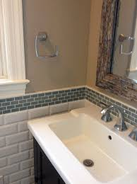 bathroom glass mosaic tile backsplash bathroom glass mosaic tile backsplash ideas
