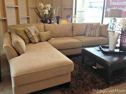 Sofa Sectional With Recliner by Sectional Sofas With Recliners Gallery Of Simmons Blackjack Brown