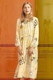 stine goya stine goya april mix dress the mercantile london