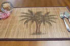 how to clean bamboo place mats hunker