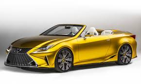 future cars brutish new lexus top concept cars autonxt